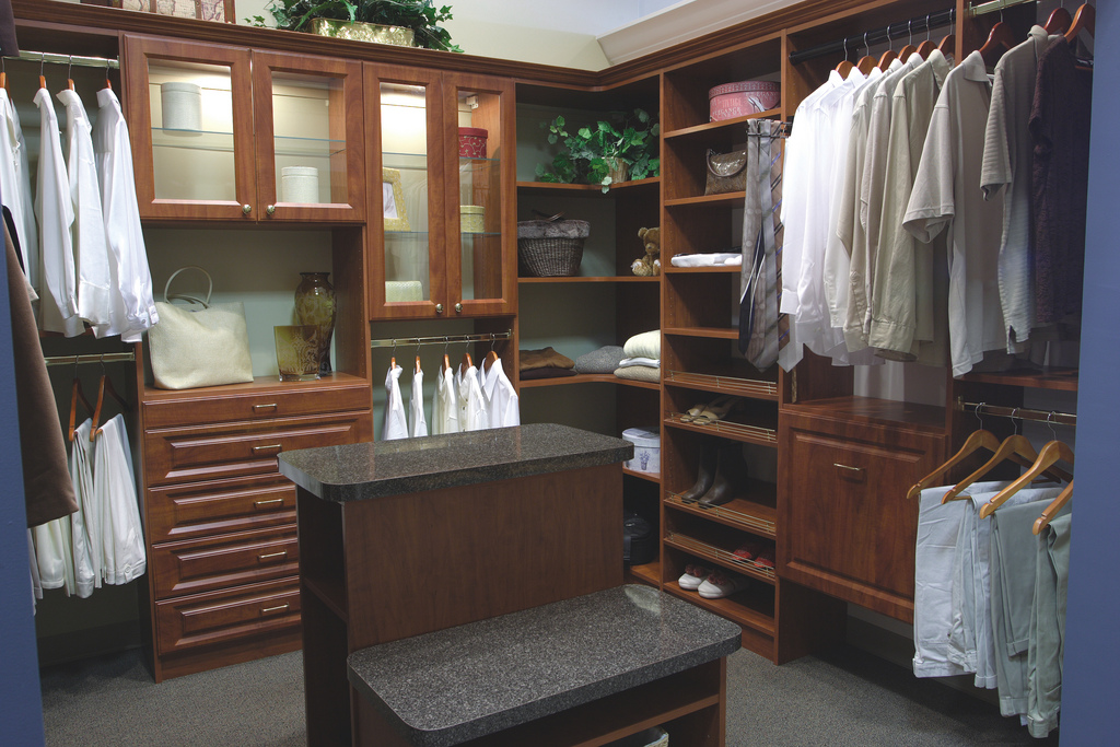 Custom Closets In Orlando.