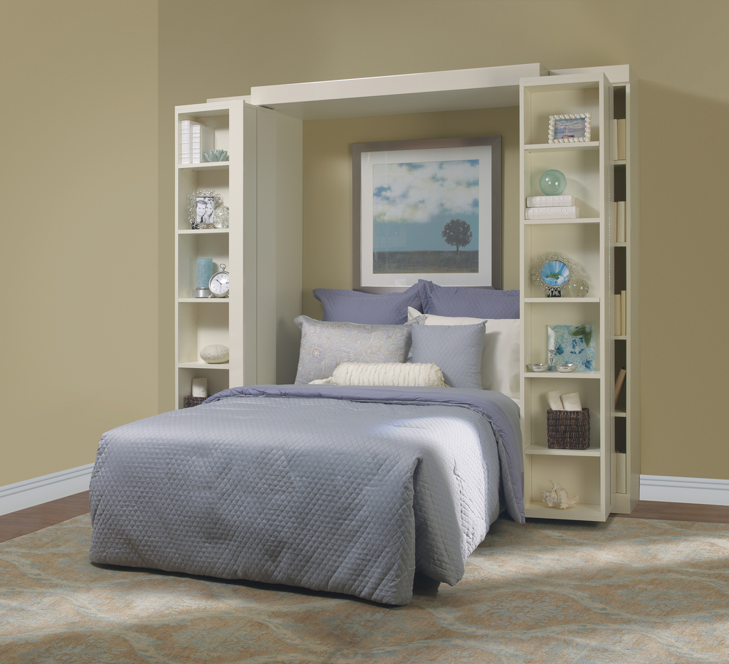 Madison Bookcase Bed.