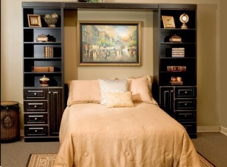 All-Wood Murphy Beds