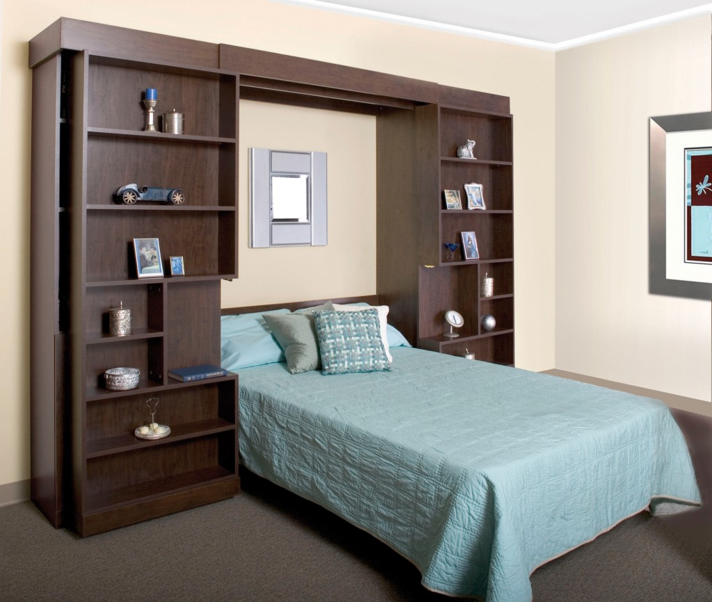 "Orlando Murphy Bed Center The Jefferson ""Library Bed""   Orlando"