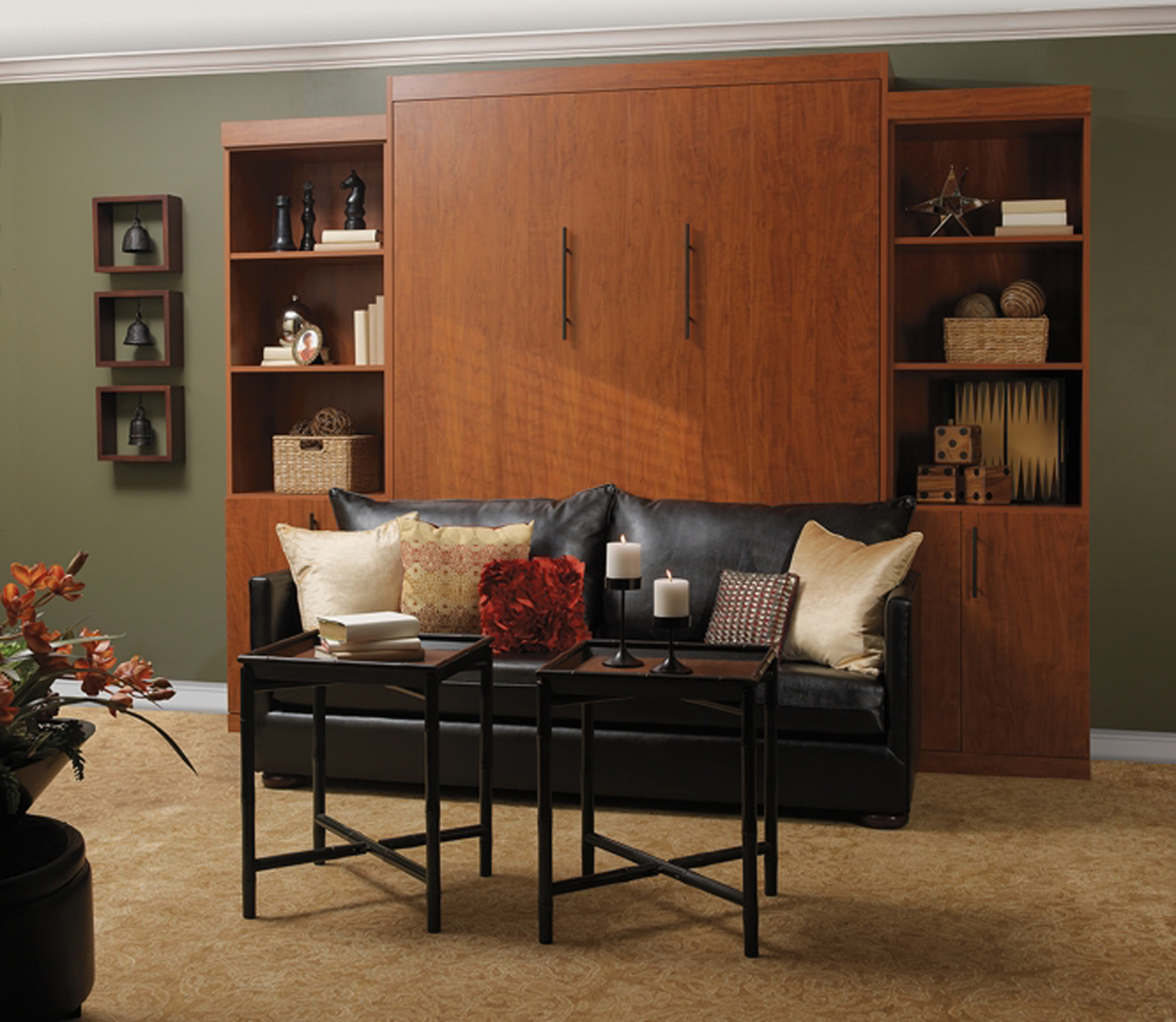 Orlando Murphy Bed Center Chesterfield Over Sofa