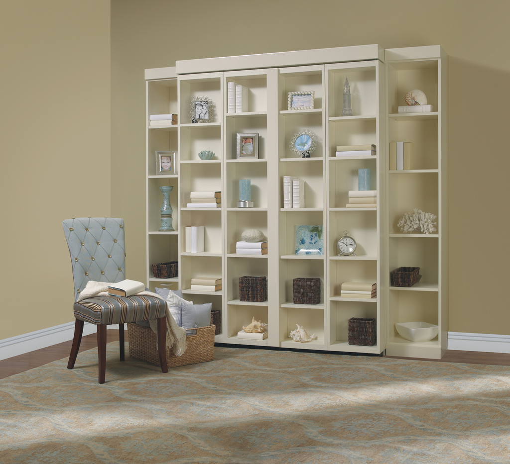 Orlando Murphy Bed Center Madison Bookcase
